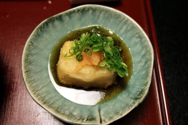Tofu, part 2: Fried Sesame Tofu